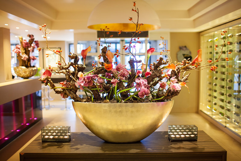 The Albus Hotel Amsterdam City Centre - Flowers <br/>Image from Leonardo