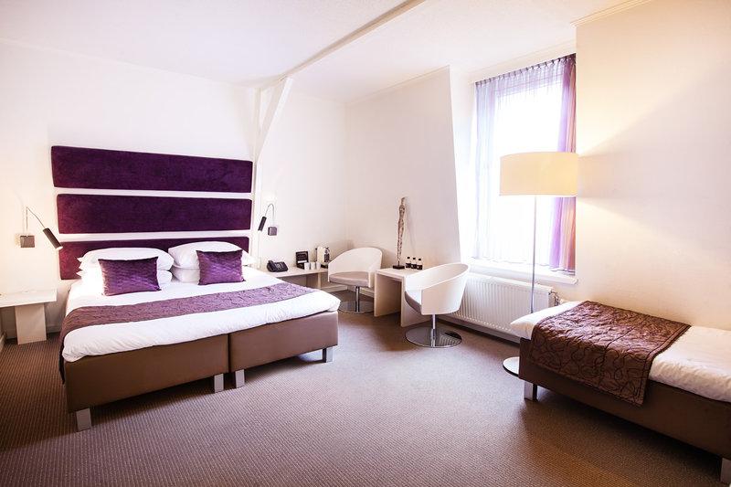The Albus Hotel Amsterdam City Centre - Superb City Room <br/>Image from Leonardo