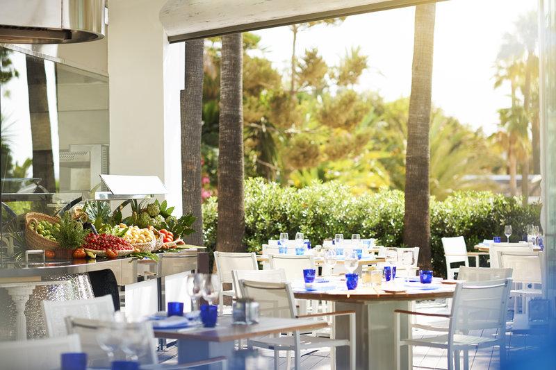 Hotel Puente Romano-Sea Grill Restaurant<br/>Image from Leonardo