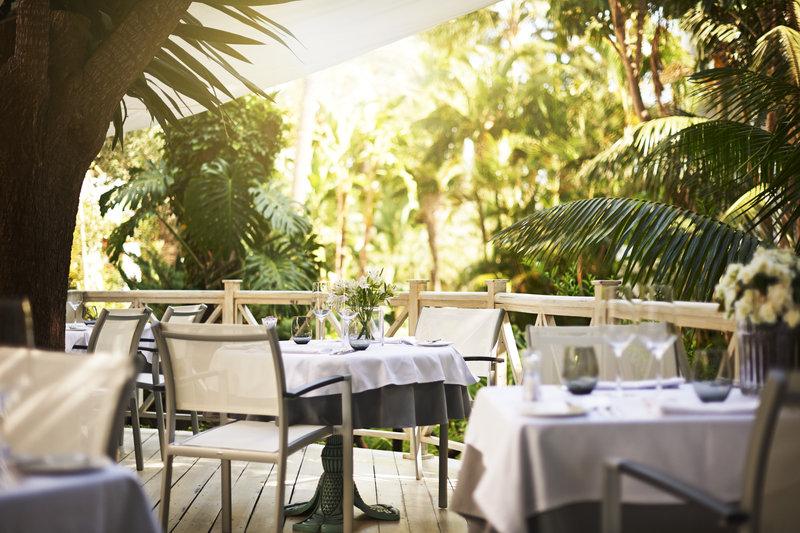Hotel Puente Romano-Serafina - Italian Fine Dining Cuisine<br/>Image from Leonardo
