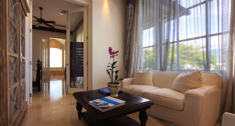 Casa Colonial Beach & Spa-Deluxe suite tropical view one king size bed<br/>Image from Leonardo