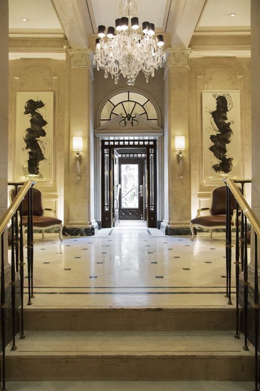Eliot Apartment Suites-Lobby at The Eliot Hotel Boston<br/>Image from Leonardo