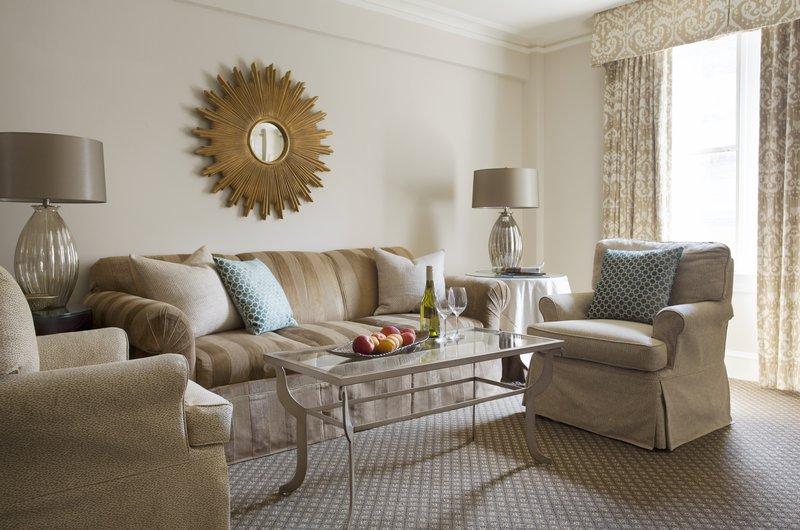 Eliot Apartment Suites-Suite at The Eliot Hotel Boston<br/>Image from Leonardo