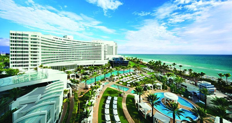 Fontainebleau Miami Beach - Chateau Hero Day <br/>Image from Leonardo