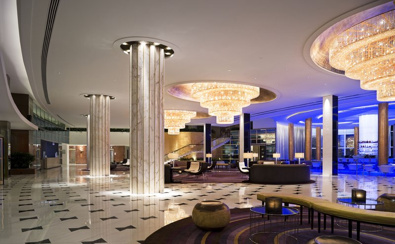 Fontainebleau Miami Beach - Chateau Lobby View <br/>Image from Leonardo
