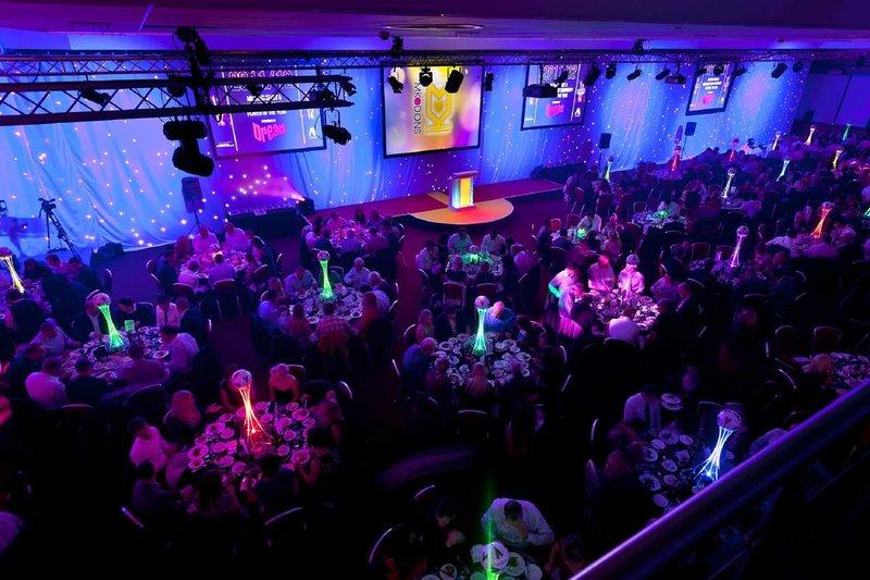 DoubleTree by Hilton Milton Keynes-Ballroom<br/>Image from Leonardo