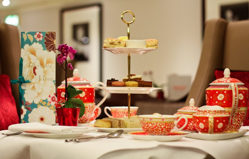 AMBA Hotel Marble Arch-Afternoon Tea<br/>Image from Leonardo