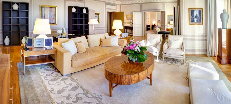 Hermitage Monte Carlo-Diamond Suite - sea view<br/>Image from Leonardo