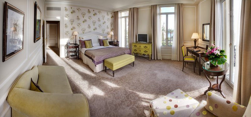 Hermitage Monte Carlo-Two Bedroom Suite sea view<br/>Image from Leonardo