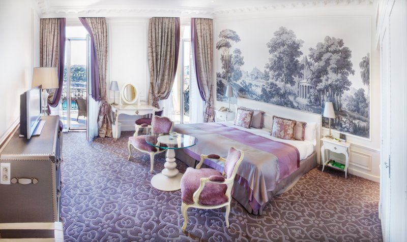 Hermitage Monte Carlo-Exclusive Room - Sea View with Terrace<br/>Image from Leonardo