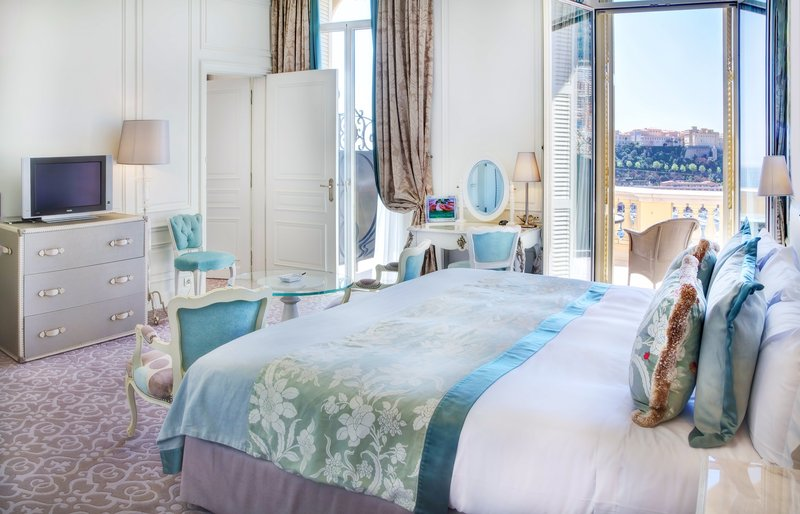 Hermitage Monte Carlo-One Bedroom Suite - Sea View with Terrace<br/>Image from Leonardo