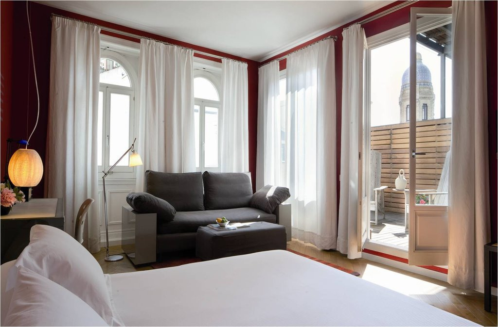 Iberostar Las Letras Gran Via-Superior Terrace Room<br/>Image from Leonardo