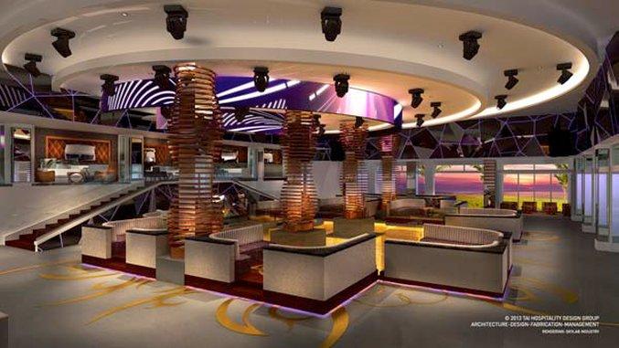 Hard Rock Riviera Maya - Heaven - Club Heaven <br/>Image from Leonardo