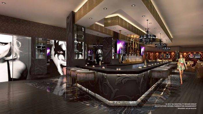 Hard Rock Riviera Maya - Heaven - Heaven Bar <br/>Image from Leonardo
