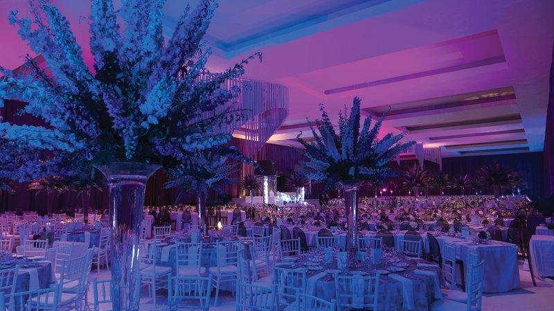 Live Aqua Urban Resort Mexico-Gran Salon Aqua - Weddings<br/>Image from Leonardo