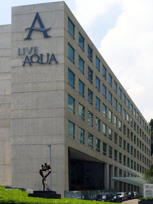 Live Aqua Urban Resort Mexico-Live Aqua México City Hotel & Spa<br/>Image from Leonardo