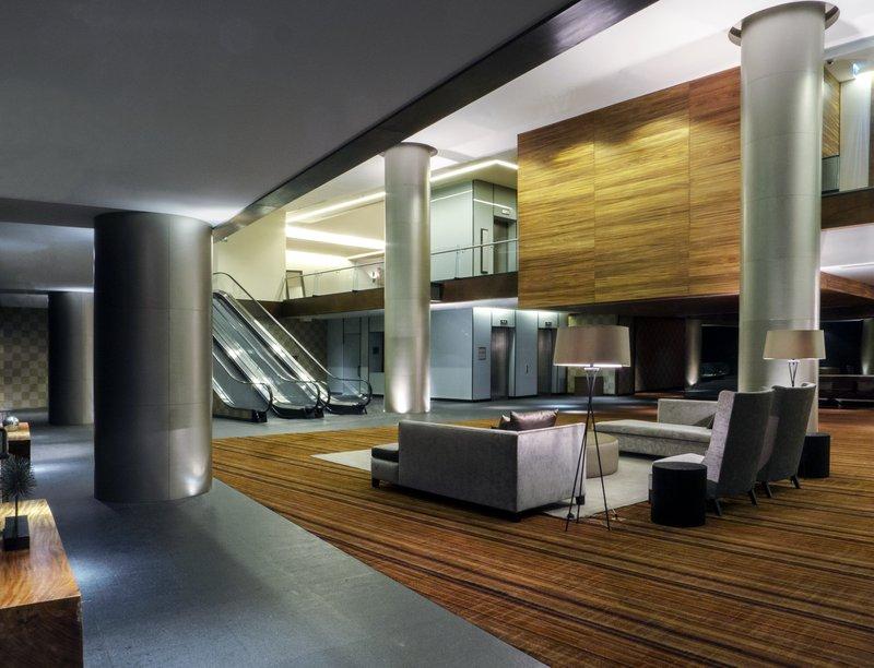 Live Aqua Urban Resort Mexico-Modern Foyer<br/>Image from Leonardo