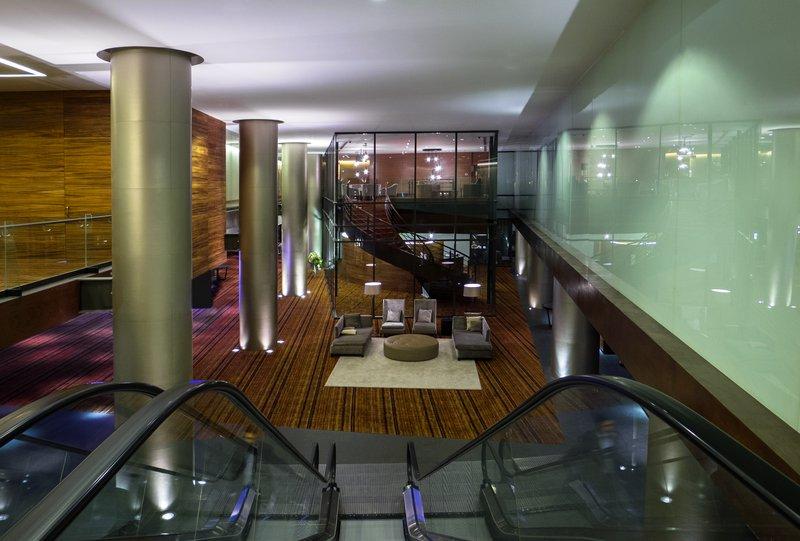 Live Aqua Urban Resort Mexico-Foyer<br/>Image from Leonardo