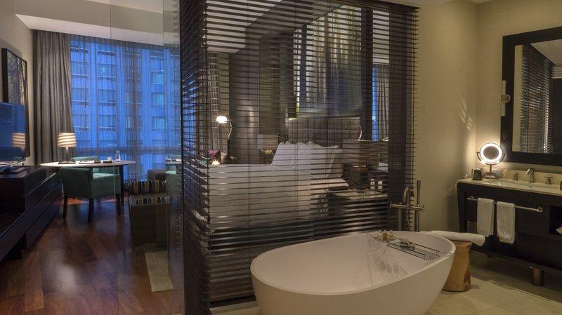 Live Aqua Urban Resort Mexico-Master Suite<br/>Image from Leonardo