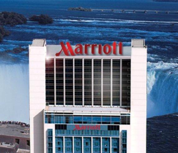 Marriott Niagara Falls on the Falls-New Exterior<br/>Image from Leonardo