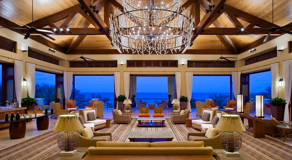 Santa Barbara Beach & Golf Rst - A Lobby with Caribbean Views <br/>Image from Leonardo