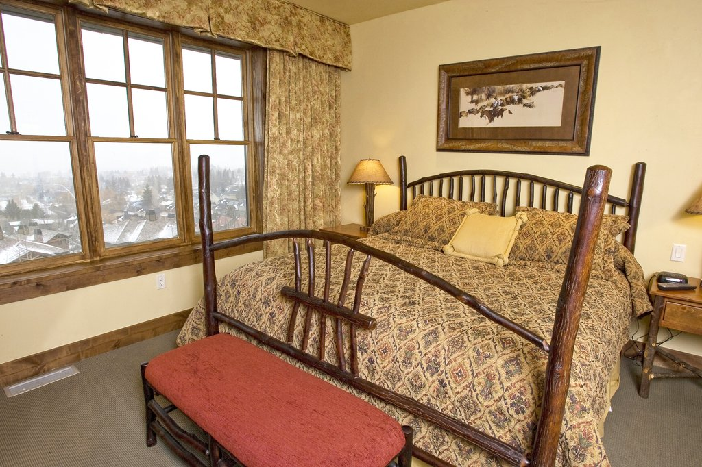 Grand View Lodge-Grand View Lodge Second Bedroom<br/>Image from Leonardo