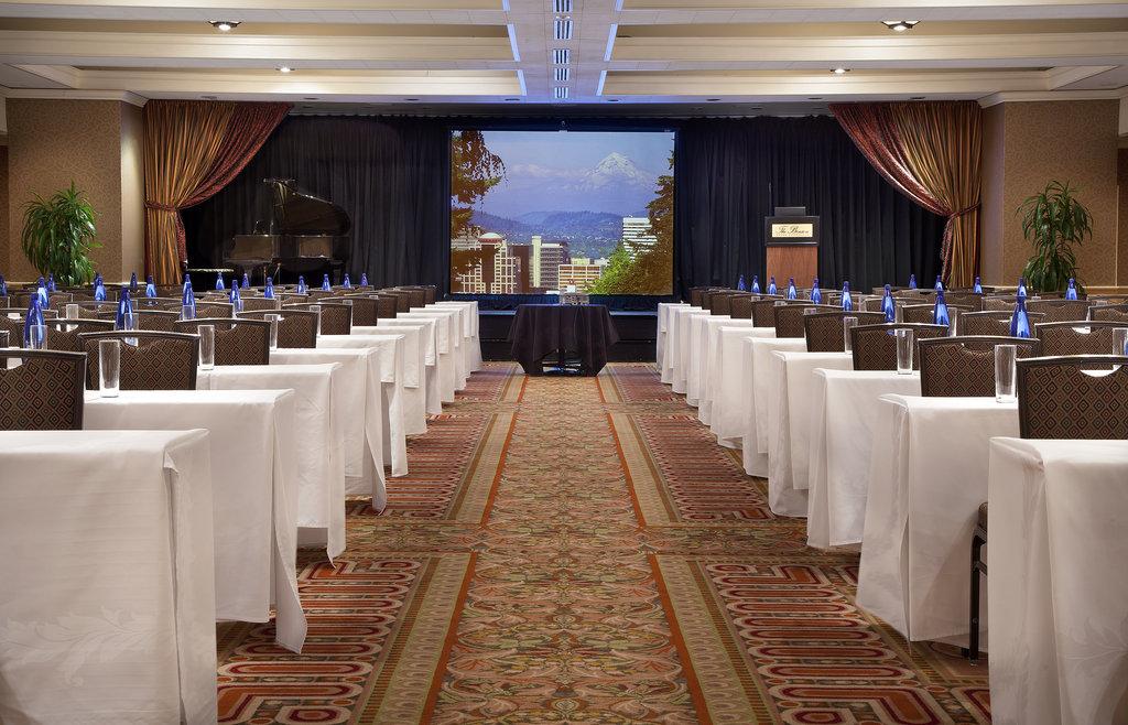 Benson Hotel-Meeting/Conference Facilities<br/>Image from Leonardo