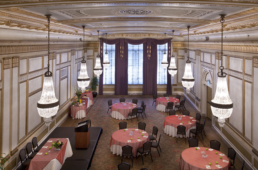 Benson Hotel-Ballroom<br/>Image from Leonardo