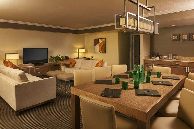 Pointe Hilton Squaw Peak Resort - Ambassador Suite Living Area <br/>Image from Leonardo