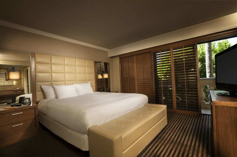 Pointe Hilton Squaw Peak Resort - Ambassador Suite Bedroom <br/>Image from Leonardo