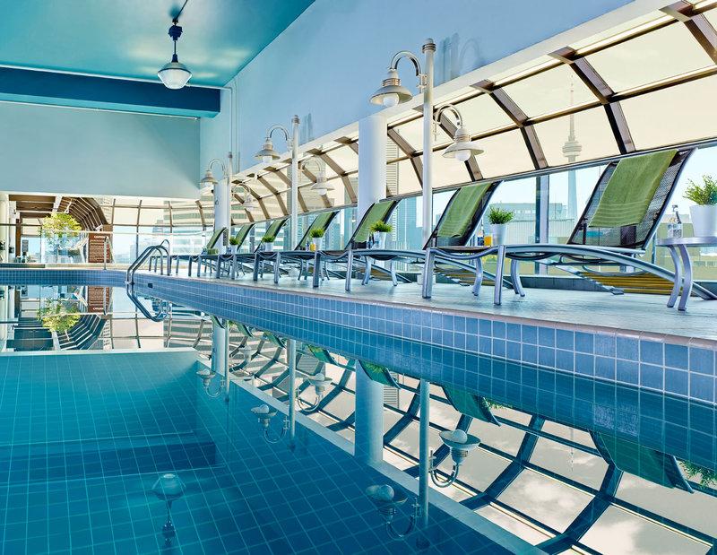 Chelsea Hotel Toronto-Deck 27 Adult Pool<br/>Image from Leonardo