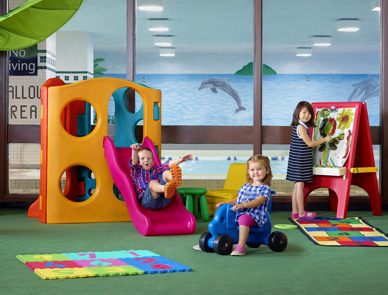 Chelsea Hotel Toronto-Family Fun Zone Kid Centre<br/>Image from Leonardo