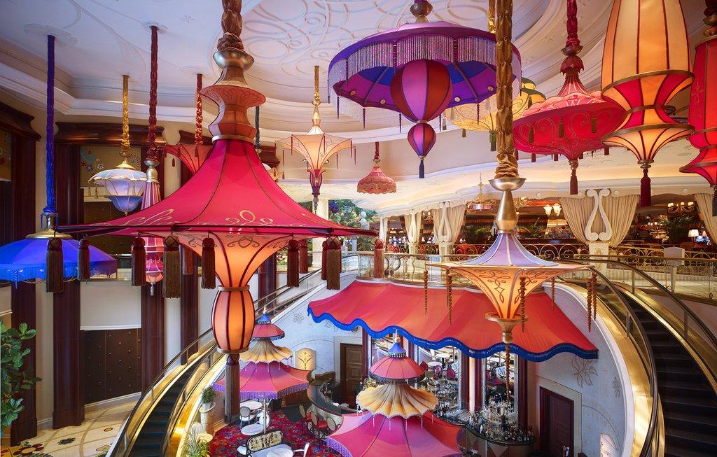 Wynn Las Vegas - Wynn - Parasol Down Bar <br/>Image from Leonardo