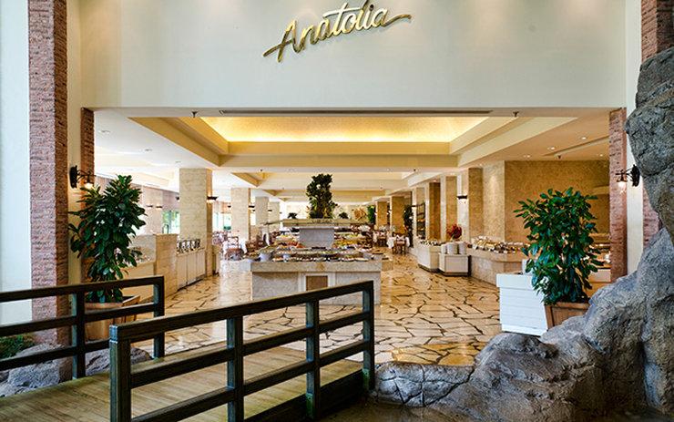 Gloria Golf Resort-Gloria Golf Resort Anatolia Ana Restoran New<br/>Image from Leonardo