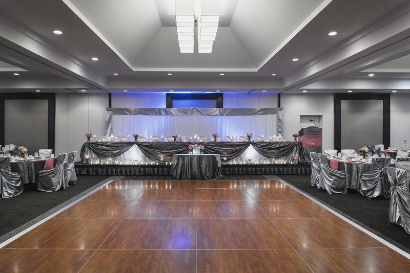 Hilton Winnipeg Airport Suites-Ballroom Dancefloor<br/>Image from Leonardo