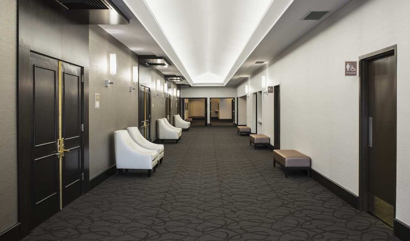 Hilton Winnipeg Airport Suites-Meeting Hallway<br/>Image from Leonardo