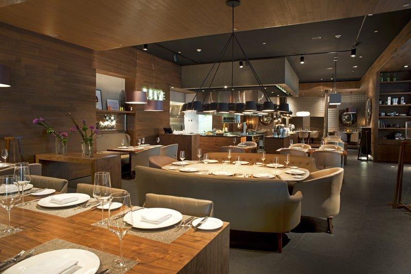Live Aqua Urban Resort Mexico-Urban Restaurant<br/>Image from Leonardo