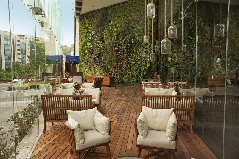 Live Aqua Urban Resort Mexico-Terrace<br/>Image from Leonardo