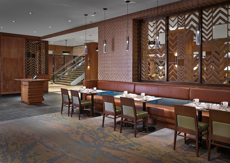 DoubleTree by Hilton Hotel & Conference Centre Regina-Wild Sage Seating Area<br/>Image from Leonardo