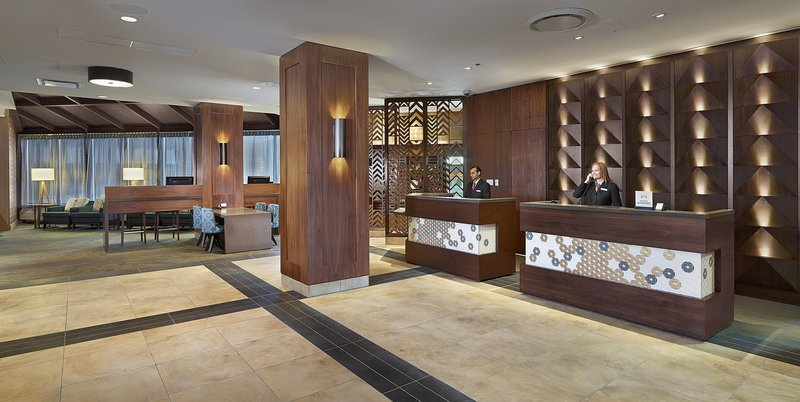 DoubleTree by Hilton Hotel & Conference Centre Regina-Hotel Lobby<br/>Image from Leonardo