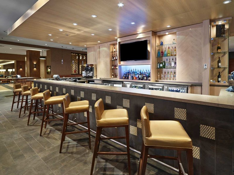 DoubleTree by Hilton Hotel & Conference Centre Regina-Wild Sage Bar Seating<br/>Image from Leonardo