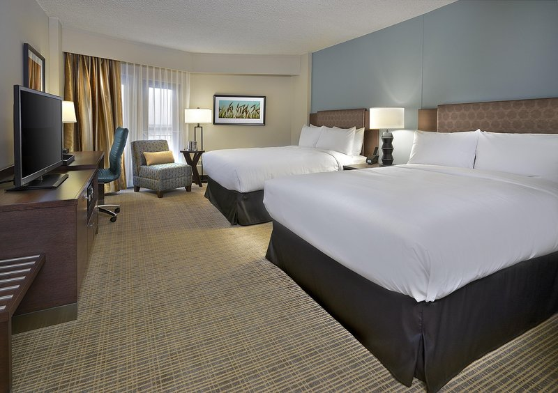 DoubleTree by Hilton Hotel & Conference Centre Regina-Double Queen<br/>Image from Leonardo