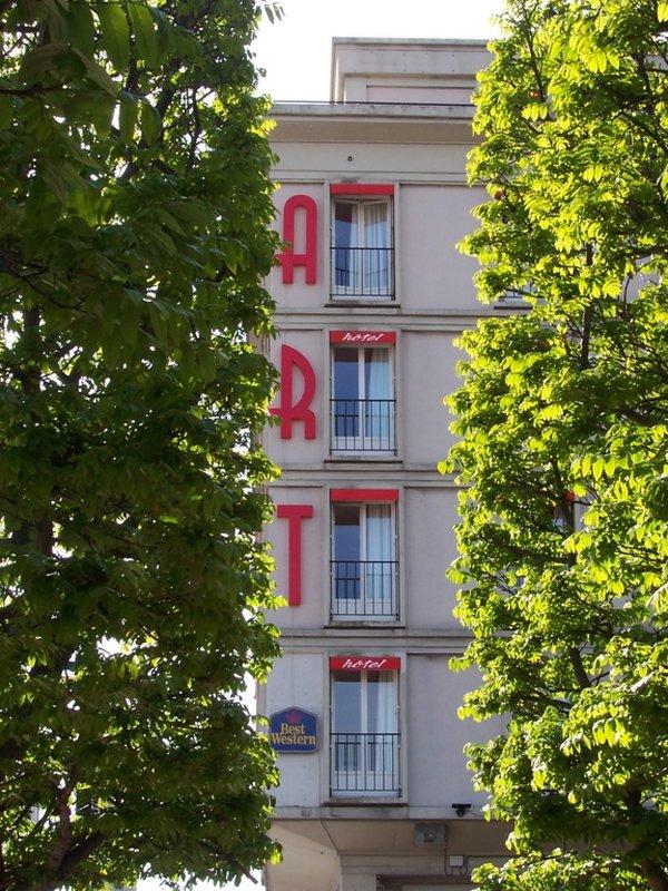 Best Western ARThotel-Exterior<br/>Image from Leonardo