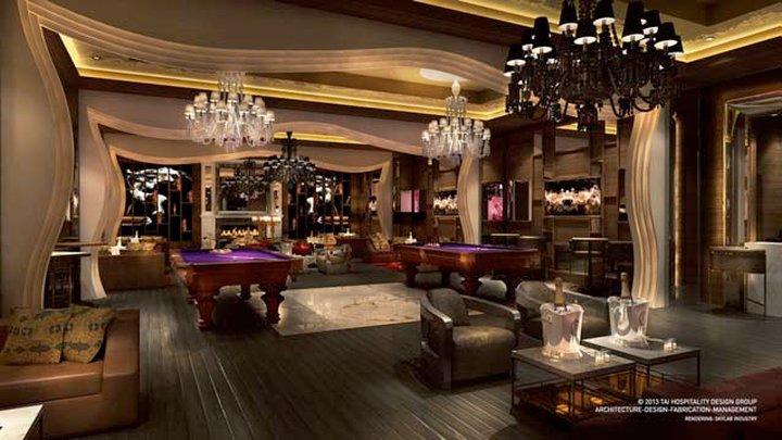 Hard Rock Riviera Maya - Heaven - Heaven Lounge <br/>Image from Leonardo