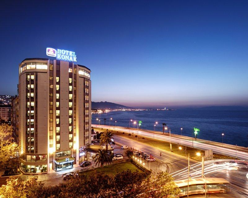 Best Western Plus Hotel Konak-Exterior<br/>Image from Leonardo