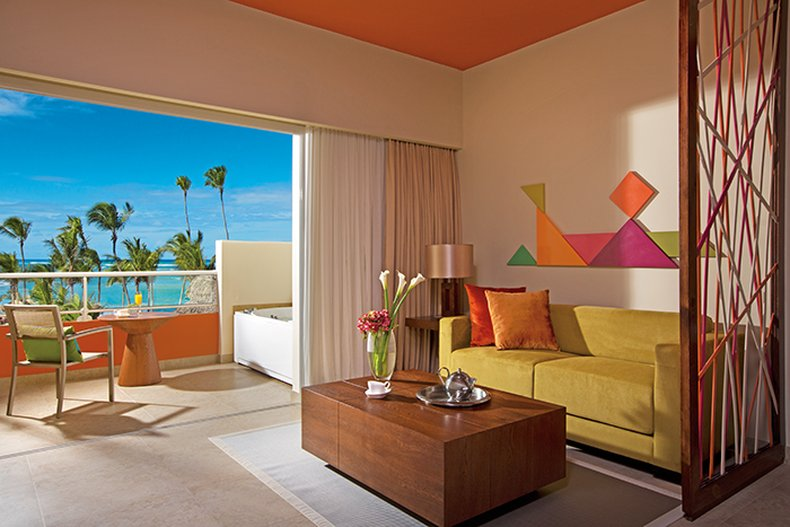 Breathless Punta Cana - BREPCJr Suite Xhale Club OVTerrace A <br/>Image from Leonardo