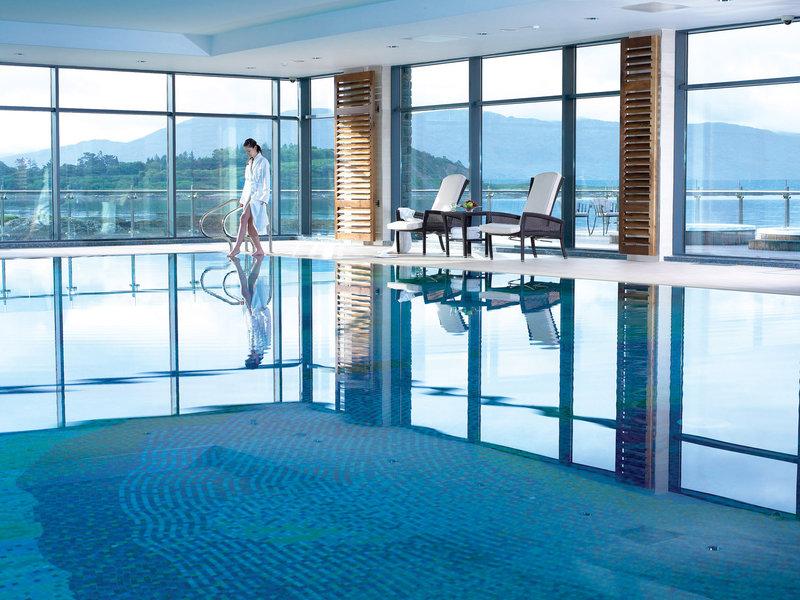 Parknasilla Resort & Spa-Pool Parknasilla Resort<br/>Image from Leonardo