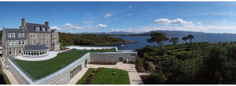 Parknasilla Resort & Spa-Panoramic Parknasilla<br/>Image from Leonardo