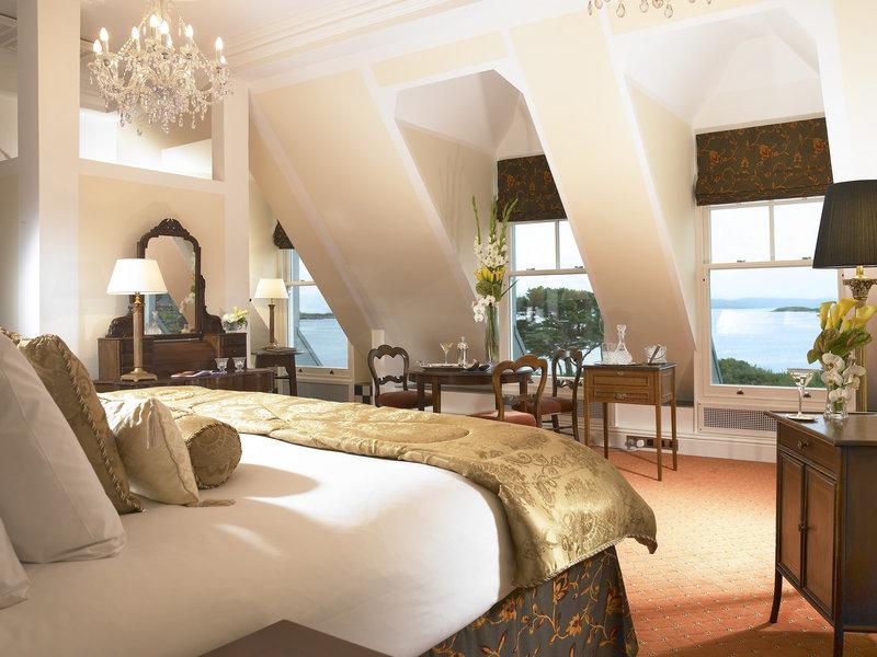 Parknasilla Resort & Spa-The Library Suite<br/>Image from Leonardo
