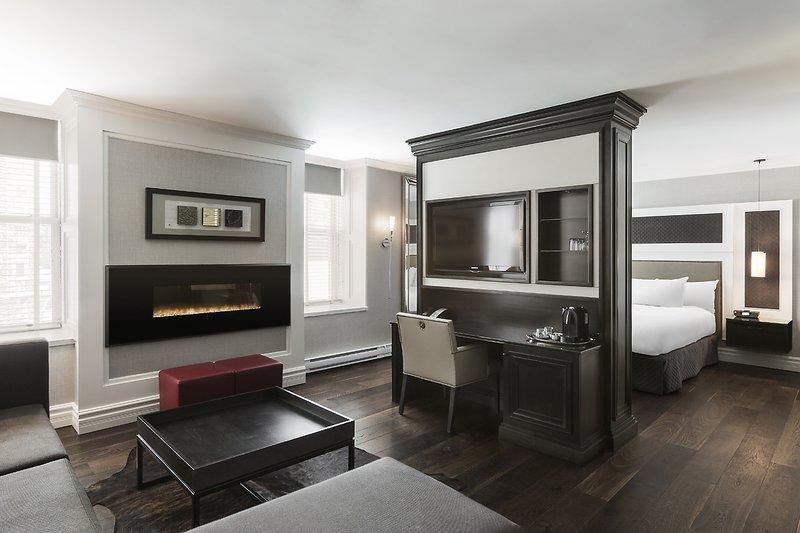 Hotel Manoir Victoria-Deluxe Suite<br/>Image from Leonardo